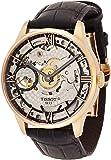[ティソ] 腕時計 シュマン・デ・トゥレル スケレッテ レザー T0994053641800 メンズ 正規輸入品 ブラウン
