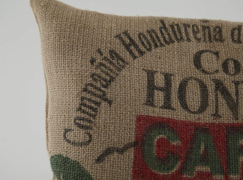 Cojín Saco de Café: Amazon.es: Handmade