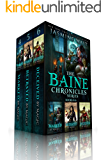 The Baine Chronicles Series, Books 4-6: Marked by Magic, Betrayed by Magic, Deceived by Magic (The World of Recca Boxed Sets Book 2)