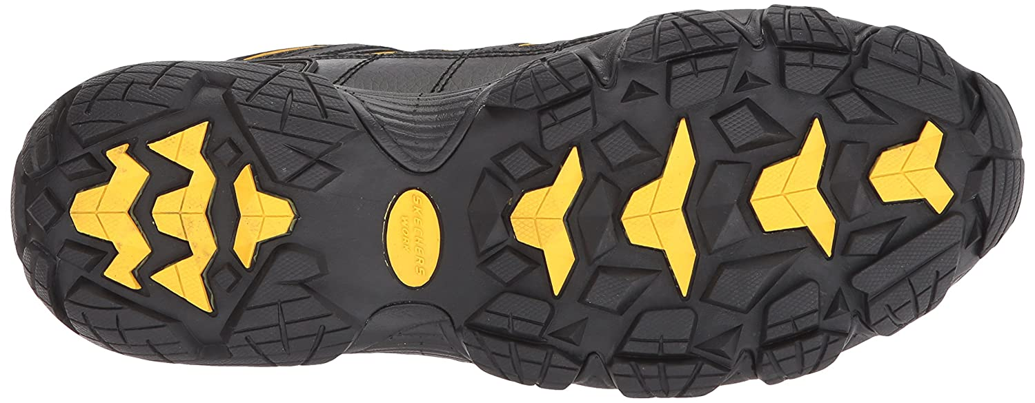 Skechers Skechers Skechers Work Men's Blais-Bixford Steel Toe Hiking schuhe 6670a4