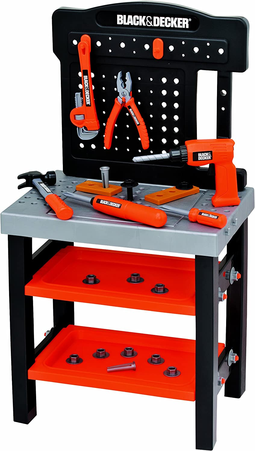 Top 8 Best Workbenches For Kids (2020 Reviews & Buying Guide) 6