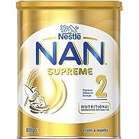 NESTLE NAN SUPREME 2, Follow-On Formula 6-12 Months Powder, 800g