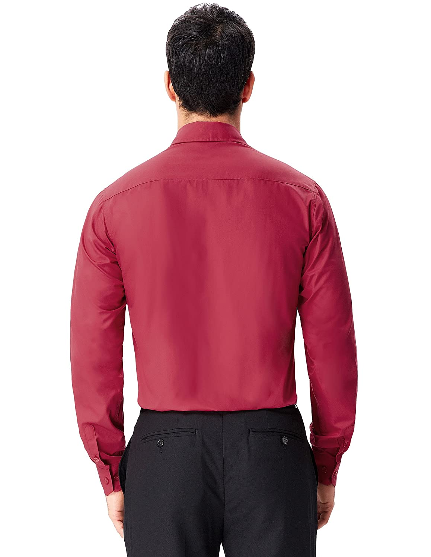 Paul Jones para hombre Paul Basic 12381 Jones Vestido Camisa en ...