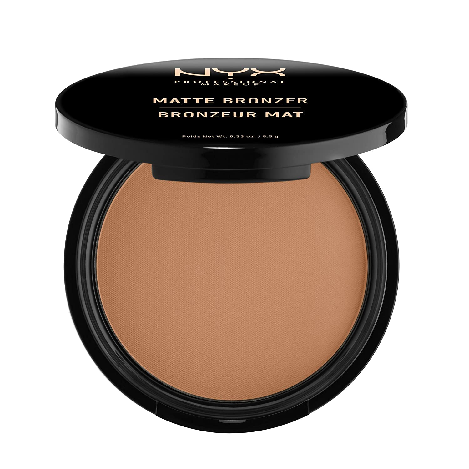 NYX Matte Bronzer Medium NYX Professional Makeup 0800897809072