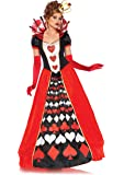 Leg Avenue Women's Deluxe Queen of Hearts Costume
