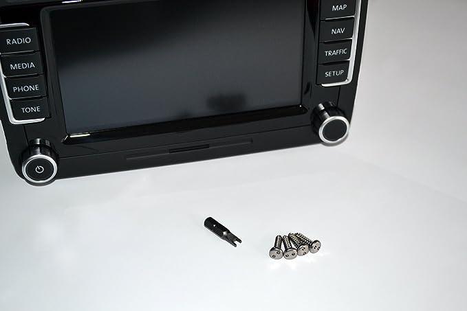 Rns 510 Anti Theft Device Anti Theft Anti Thief Protection Screw Set 1 M X 16 Mm Navigation Car Hifi
