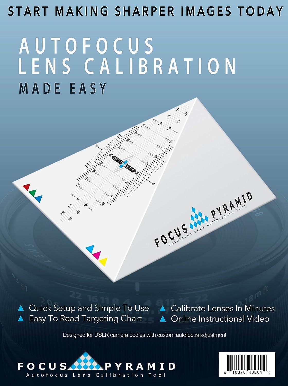 Amazon.com : Focus Pyramid AutoFocus Lens Calibration Tool Focusing ...