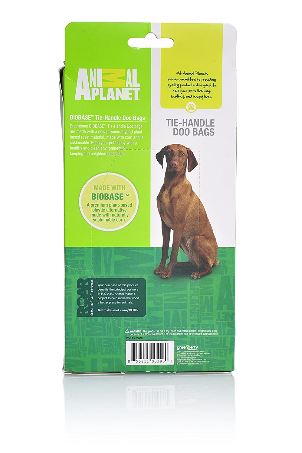 Amazon.com: Animal Planet biobase grandes Tie manejar ...