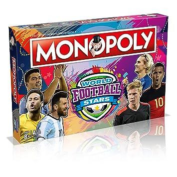 2e6884eff2c5 Monopoly World Football Stars - 2019  Amazon.co.uk  Toys   Games