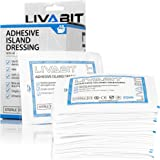 LIVABIT SOS Survival First Response Safety Tool F.A.S.T. Kit [ Venom Sting Bite Extractor - or - Island Dressing Bandage ]