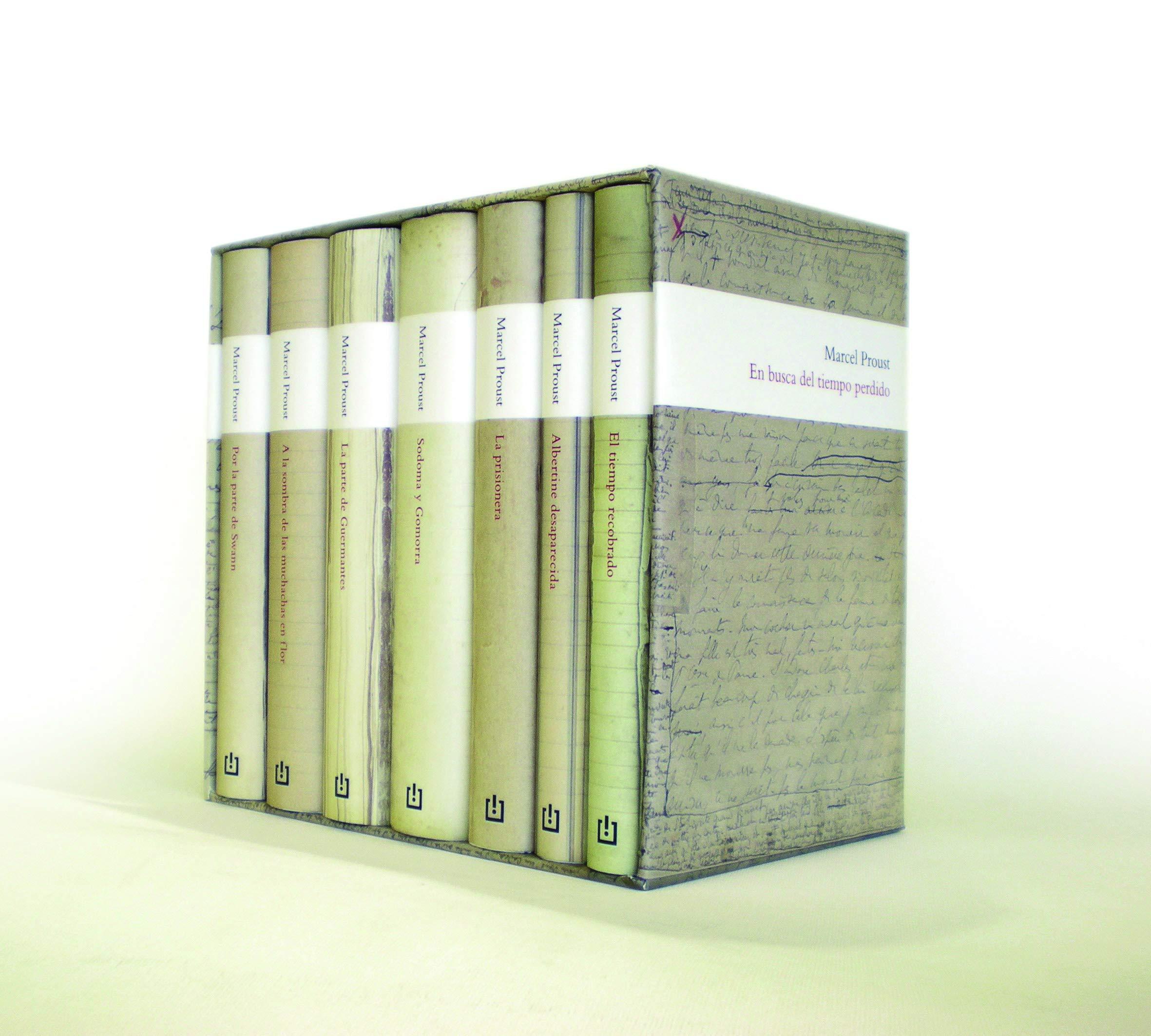 En busca del tiempo perdido: Edición estuche con: Por la ...