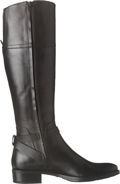 Geox Womens D MELDI NP ABX C Mid Calf Boots
