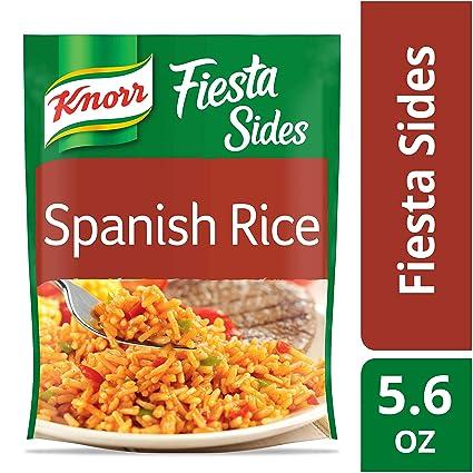 Knorr Fiesta - Plato de arroz, arroz español, 14,6 oz ...