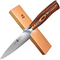 TUO Cutlery Kitchen Knives - German Steel - Fiery Phoenix Series