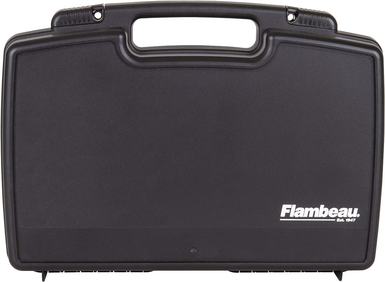 """B0000C52A8 Flambeau Outdoors 1711 Safe Shot Pistol Case 17"""" 819EsF6QWeL"""