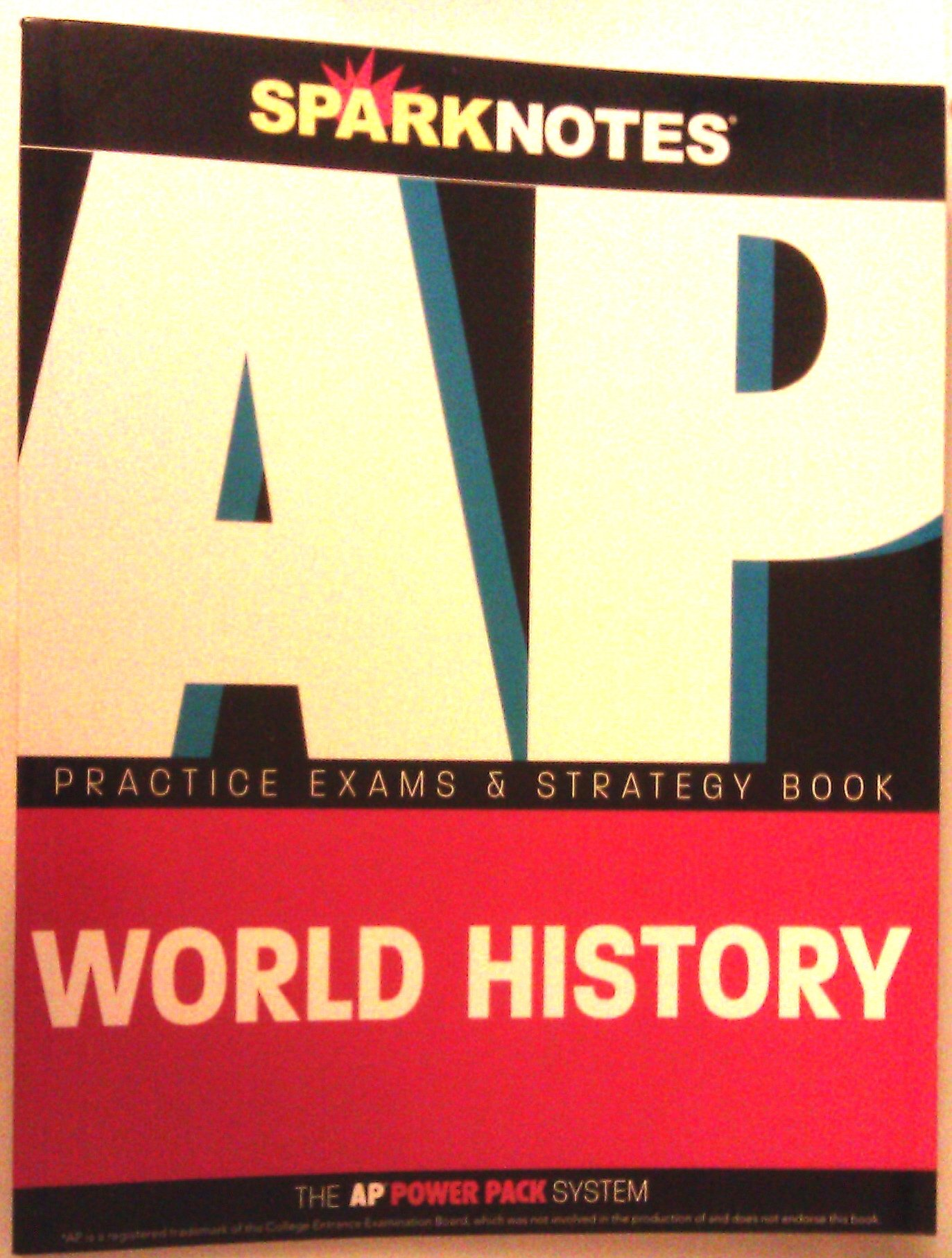 Read Online Spark Notes AP Power Pack: World History pdf epub