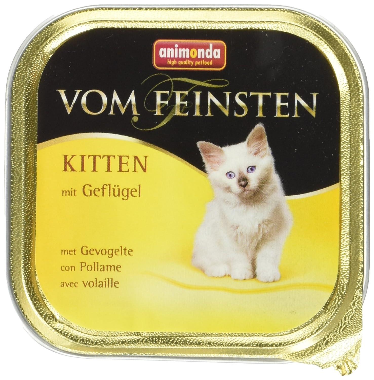 Animonda - Vom Feinsten Baby - Pâtée pour chaton - 32 x 100 g animonda Vom Feinsten 83207