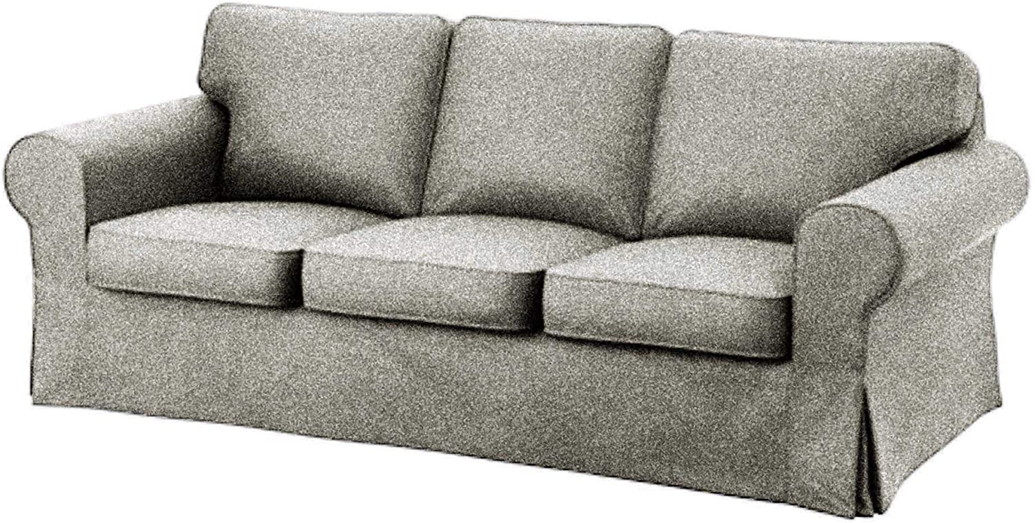 Ektorp 3 Seat Sofa Cover Replacement is Custom Made Slipcover for IKEA