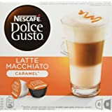 Nescafé Dolce Gusto LATTE MACCHIATO CARAMEL - Café - 16 capsules -168,8g