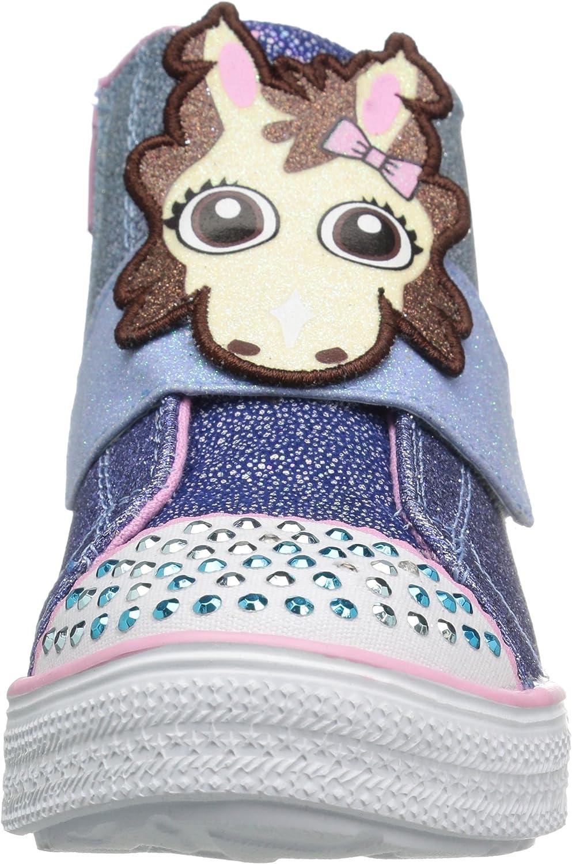 Skechers Kids Twinkle Breeze Light-Up Sneaker Little Kid