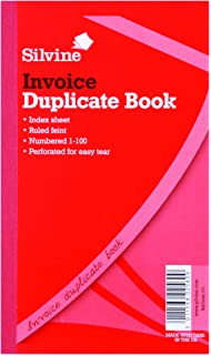 The Invoice Machine Word Silvine Duplicate Cash Receipt Book Gummed  Sheets  Amazon  Post Office Ltd Your Receipt Word with Ebay Invoice Software Word Silvine Duplicate Invoice Book Contractor Invoice Template Free Pdf
