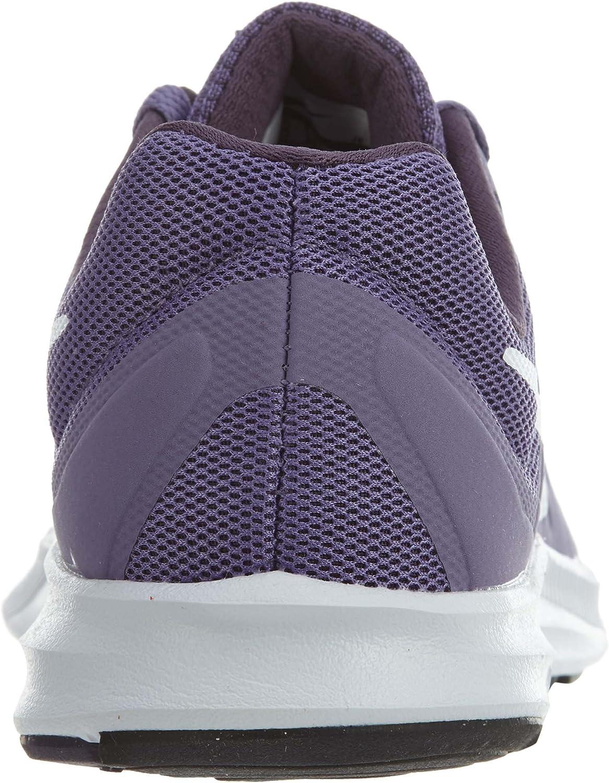 Zapatillas para mujer de Nike Downshifter 7, Púrpura (negro, blanco, púrpura (Purple Earth/White/Dark Raisin/Black)), 7 B(M) US: Amazon.es: Deportes y aire libre