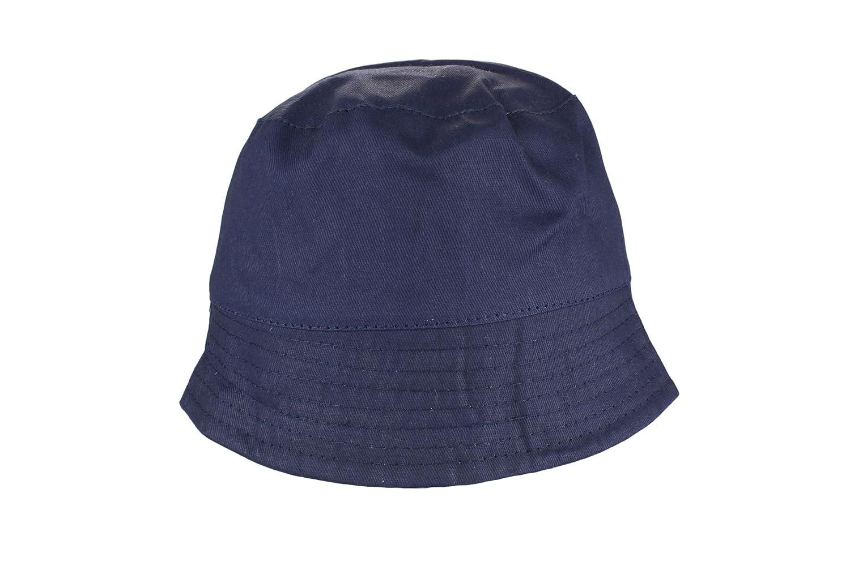 Sombrero de sol de algodón en Navy Talla única  Amazon.es  Ropa y accesorios 8fcc8748eb8