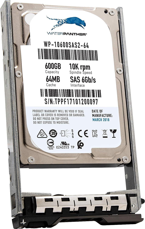 600GB 10K SAS 12Gb/s 2.5