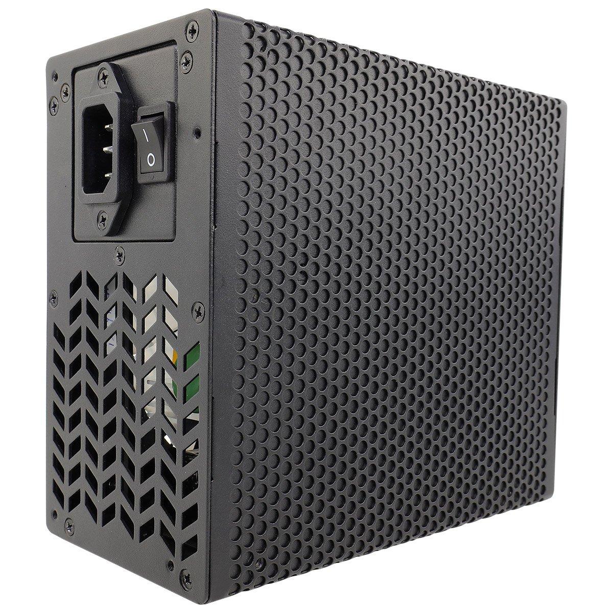 Fuente de alimentaci/ón Modular RGB Aerocool Lux RGB M 550W 80Plus Bronze 230V