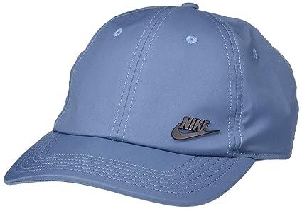 857f1be9 Nike Men's U NSW AROBILL H86 CAP MT FT TF Hat, Obsidian/Bla, MISC:  Amazon.co.uk: Sports & Outdoors
