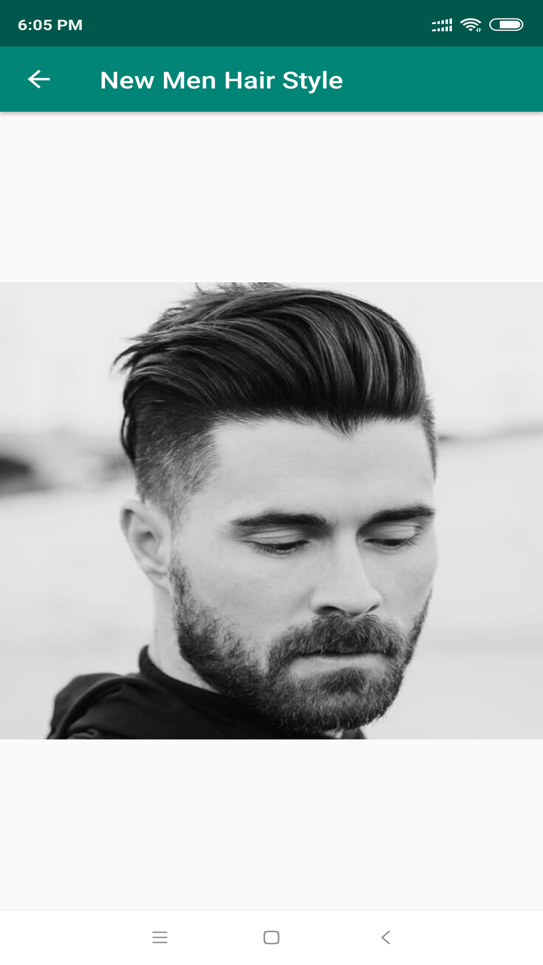 New Men Hair Style Amazon Com Br Amazon Appstore