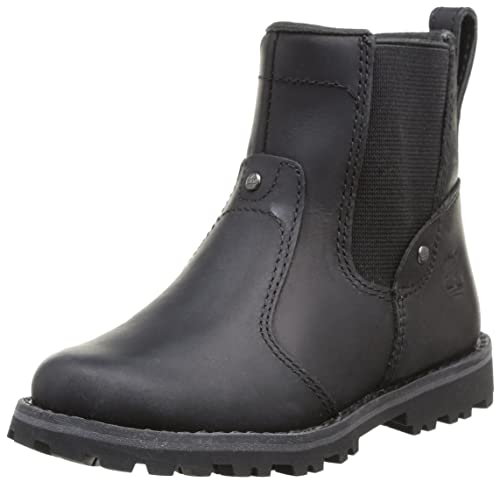 UK Shoes Store - Timberland Asphtrl Chelsea Man Boots Black (Black Smooth)