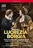 Donizetti: Lucrezia Borgia [Joan Sutherland; Alfredo Kraus; Anne Howells;Stafford Dean; Orchestra of the Royal Opera House; Richard Bonynge] [Opus Arte: OA1237D] [DVD]