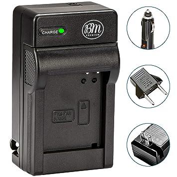 BM Premium DMW-BCM13E Battery Charger for Panasonic Lumix DC-TS7, DMC-FT5A, LZ40, TS5, TS6, TZ37, TZ40, TZ41, TZ55, DMC-TZ60, DMC-ZS27, DMC-ZS30, ...