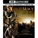 The Mummy Ultimate Trilogy 4K UHD on Blu-ray