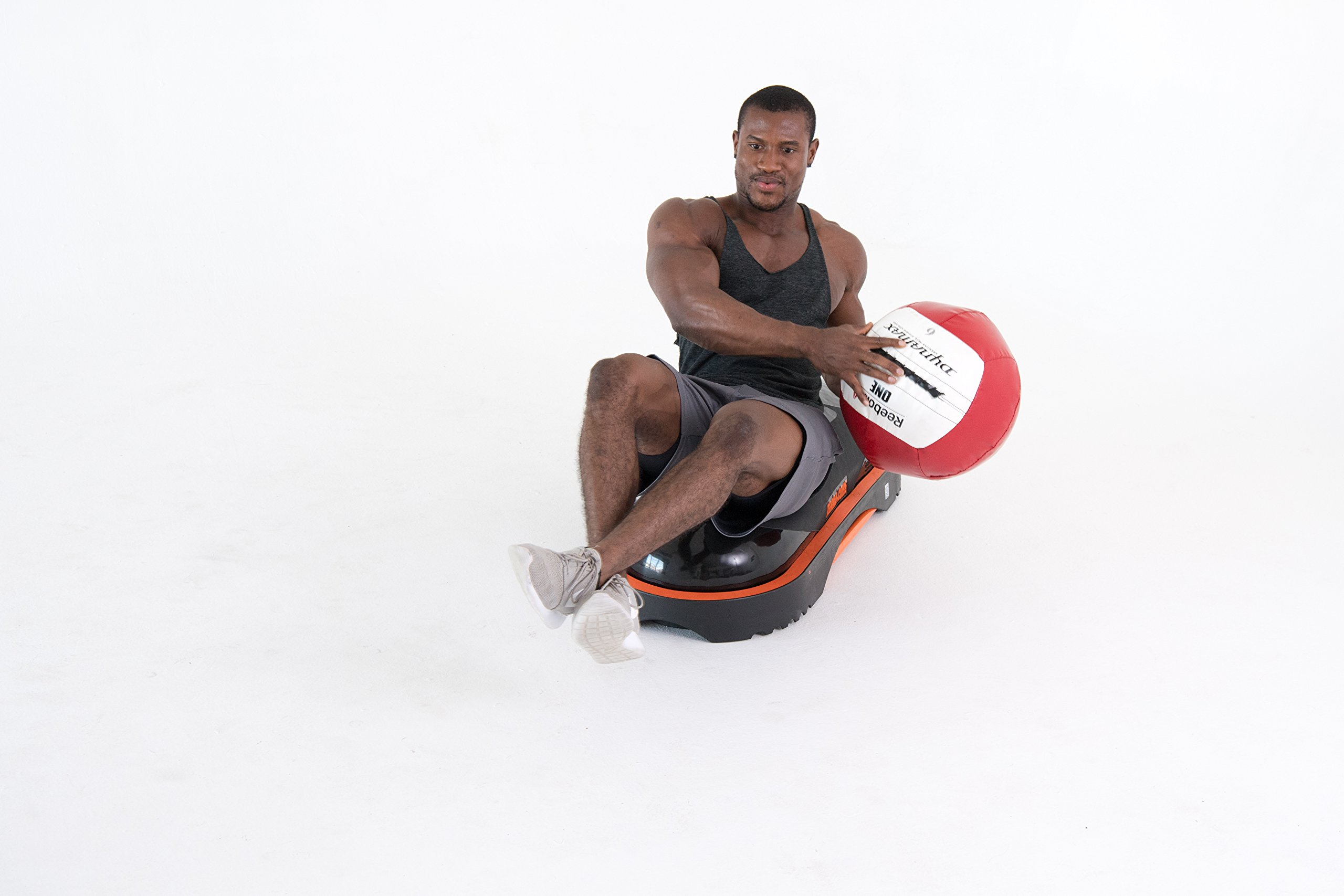 Terra Core Balance Trainer, Stability, Agility, Strength, Functional Fitness, Core Exercises, Abs Workout, Pushups, Weight Bench. by Vicore Fitness (Image #9)