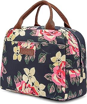 Lokass Lunch Bag Cooler Bag Women Tote Bag