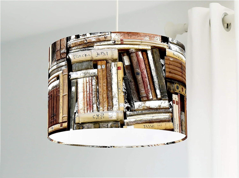 Deckenleuchte Lampe Bibliothek