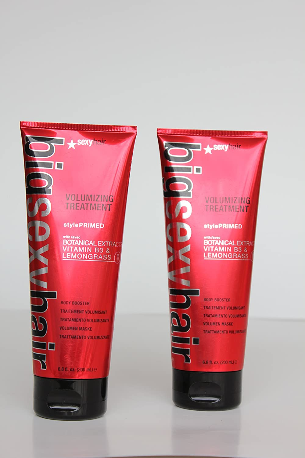Big Sexy Volumizing Treatment By Sexy Hair Concepts Size 6.8oz Two Pack