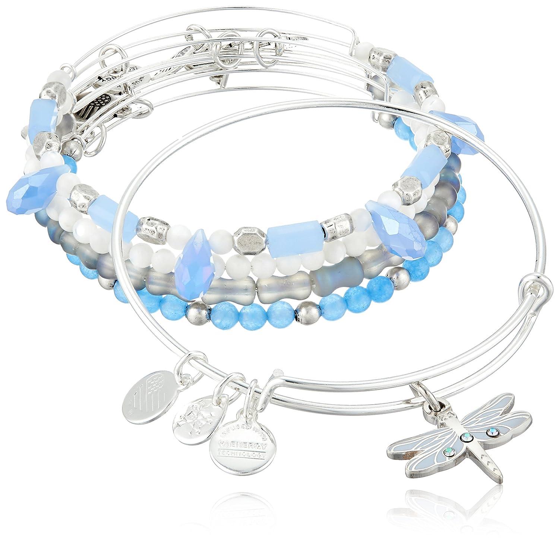 Alex Ani Dragonfly Rafaelian Bracelet Image 1