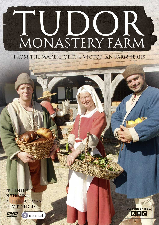 Amazon: Tudor Monastery Farm  2dvd Set [ Nonusa Format, Pal, Reg0  Import  United Kingdom ]: Peter Ginn, Geraldine James, Stuart Elliott,