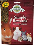 Oxbow Animal Health Simple Rewards Timothy Treat for Pets, 1.4-Ounce by Oxbow Animal Health