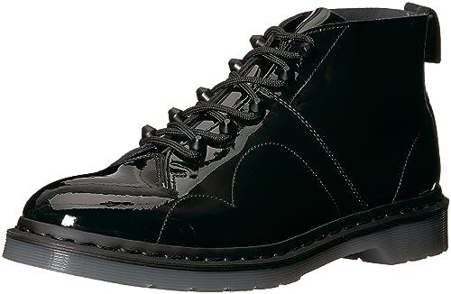eba3f8b8dd Dr. Martens Church Stud Boots Black: Amazon.co.uk: Shoes & Bags