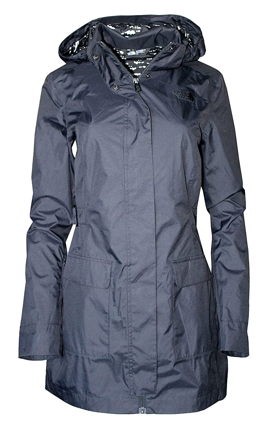 buying now on feet at 100% top quality Amazon.com: The North Face Women's Long Dryvent Trench ...