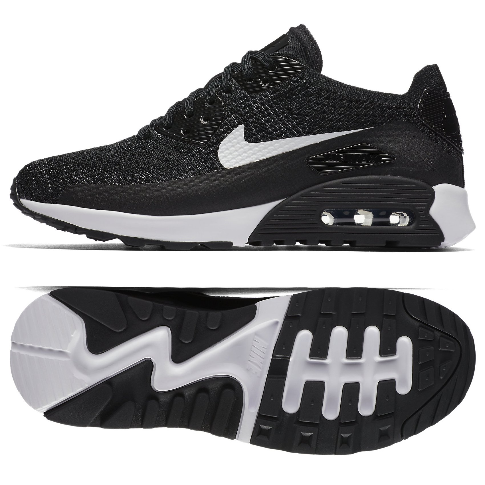 7933a4414a86d Galleon - Nike Womens Air Max 90 Ultra 2.0 Flyknit Running Shoe (7.5 M US