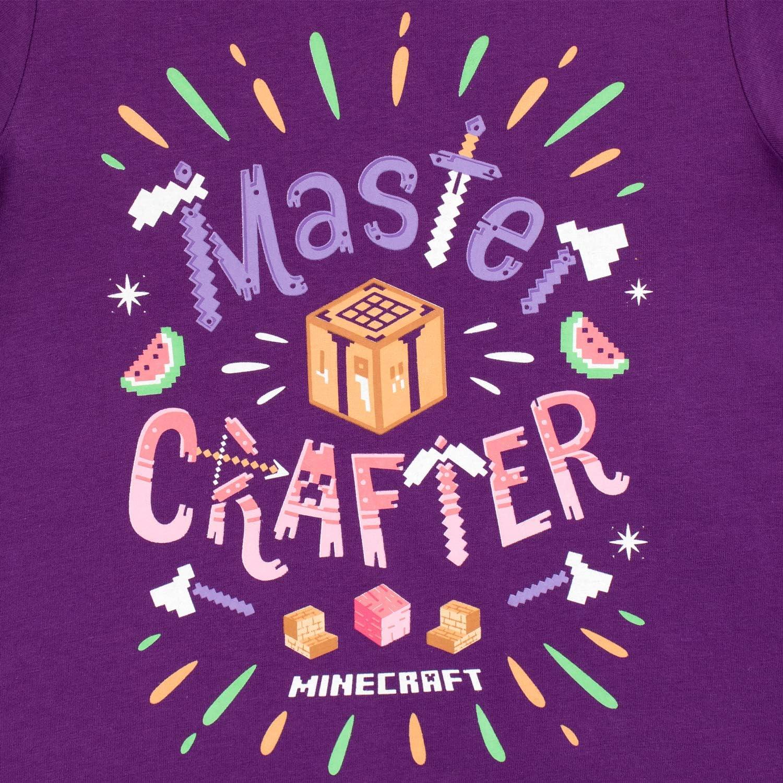 Minecraft Girls T-Shirt