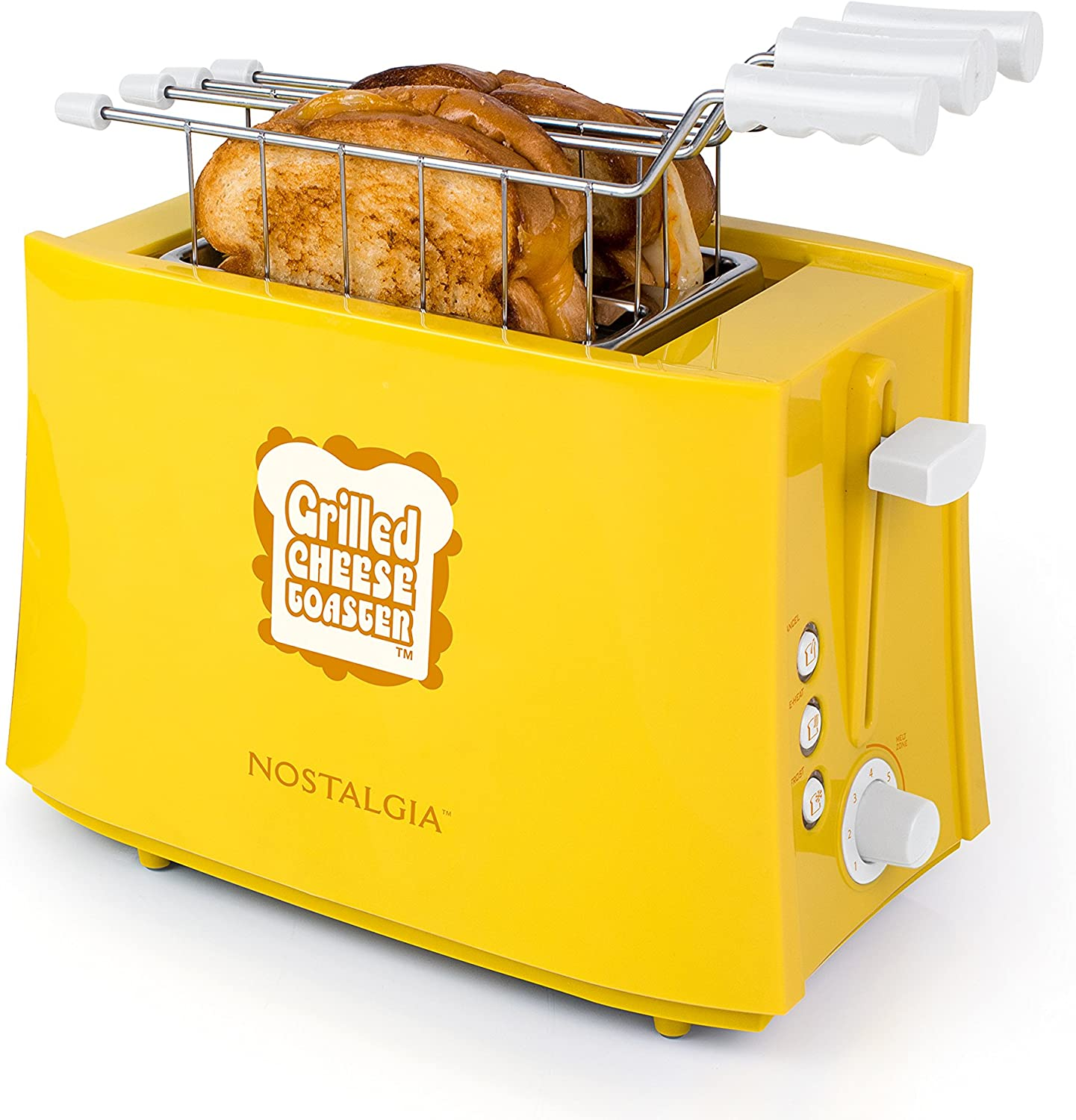 Nostalgia TCS2 Grilled Cheese Toaster