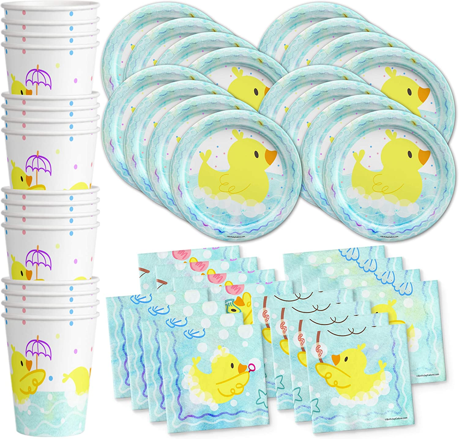 baby shower ducky theme supplies