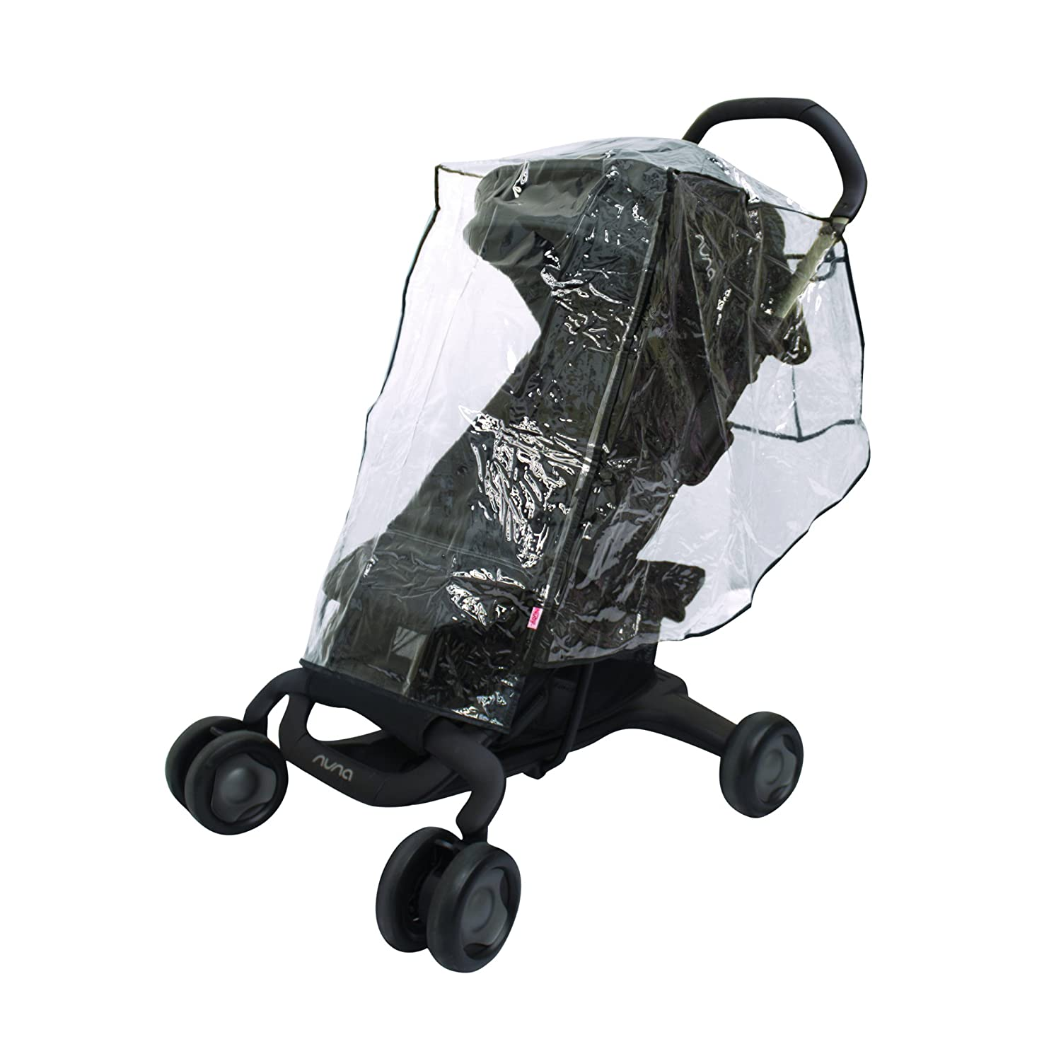 Nuby Stroller Weather Shield, Clear N120011P