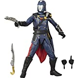Hasbro G.I. Joe Classified Series Cobra Commander Action Figure 06 Collectible Premium Toy, Multiple Accessories, 6-Inch Scal